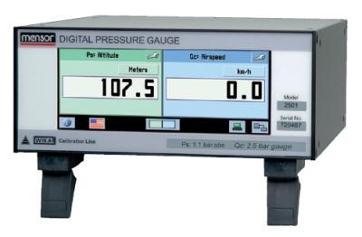 CPG-2500 Digitális Precíz nyomásmérő