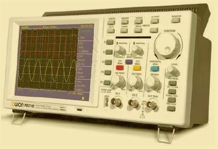 PDS-6062S oszcilloszkóp