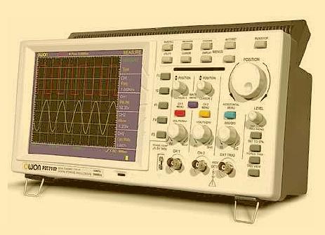 PDS-6062T oszcilloszkóp